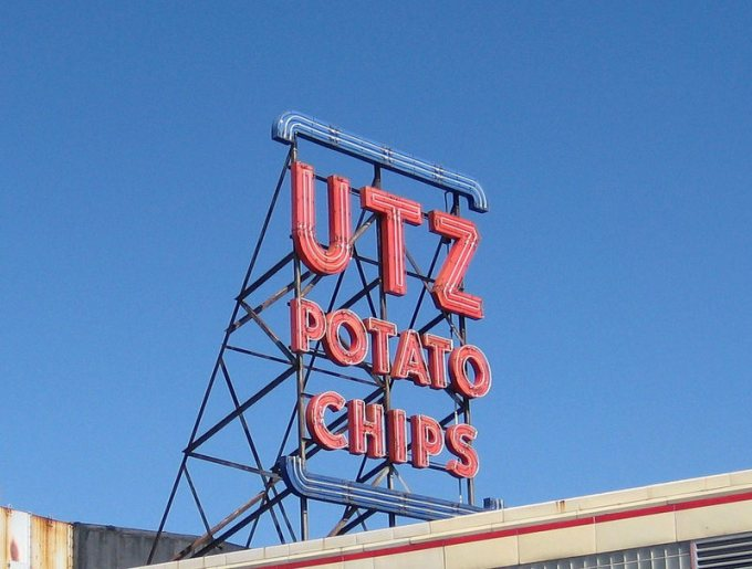 Utz Pot Chip