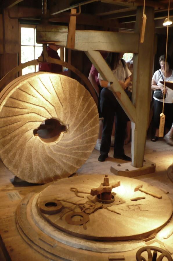 Mill stones (Dan Campbell)